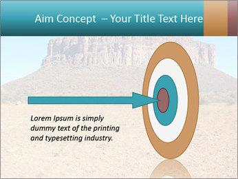A mountain PowerPoint Template - Slide 83