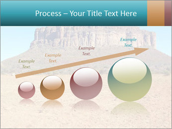 A mountain PowerPoint Templates - Slide 87