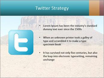 A mountain PowerPoint Template - Slide 9