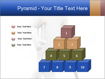 3d white person PowerPoint Template - Slide 31