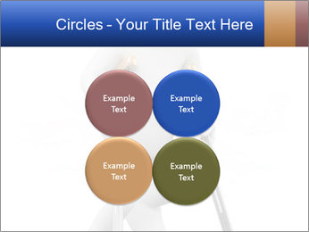 3d white person PowerPoint Template - Slide 38