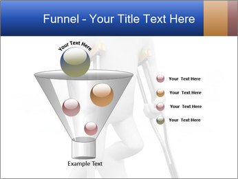 3d white person PowerPoint Template - Slide 63