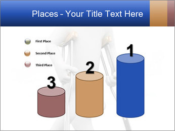 3d white person PowerPoint Template - Slide 65