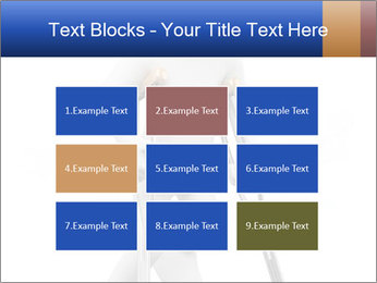3d white person PowerPoint Template - Slide 68