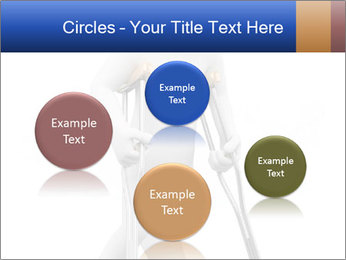3d white person PowerPoint Template - Slide 77