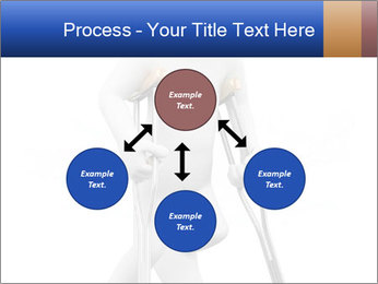 3d white person PowerPoint Template - Slide 91