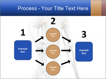 3d white person PowerPoint Template - Slide 92