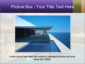 Swimming pool PowerPoint Template - Slide 16