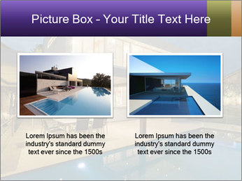 Swimming pool PowerPoint Template - Slide 18