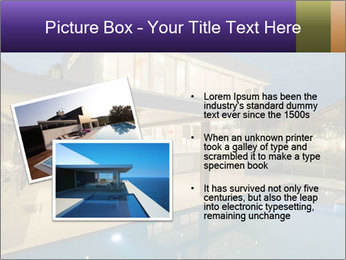 Swimming pool PowerPoint Template - Slide 20