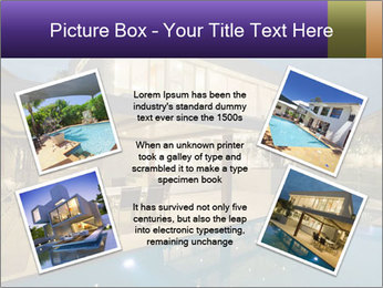 Swimming pool PowerPoint Template - Slide 24