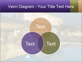 Swimming pool PowerPoint Template - Slide 33