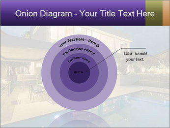 Swimming pool PowerPoint Template - Slide 61