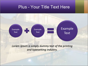 Swimming pool PowerPoint Template - Slide 75