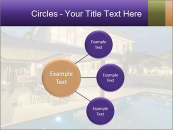 Swimming pool PowerPoint Template - Slide 79