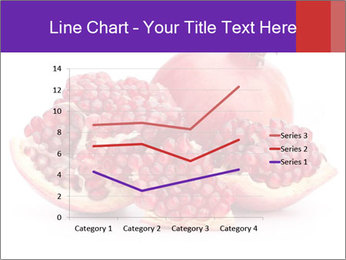 Ripe pomegranate PowerPoint Template - Slide 54