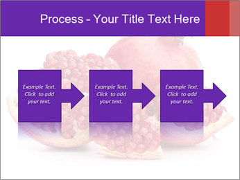 Ripe pomegranate PowerPoint Template - Slide 88