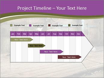 Half shorn sheep PowerPoint Template - Slide 25