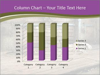 Half shorn sheep PowerPoint Template - Slide 50