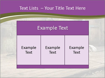 Half shorn sheep PowerPoint Template - Slide 59