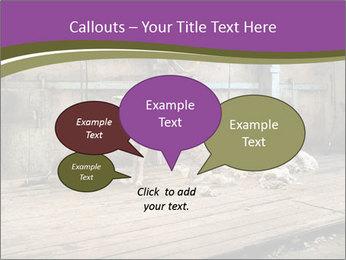 Half shorn sheep PowerPoint Template - Slide 73