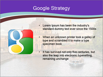 Museum island PowerPoint Template - Slide 10