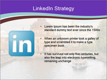 Museum island PowerPoint Template - Slide 12
