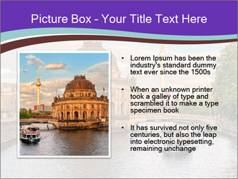 Museum island PowerPoint Template - Slide 13