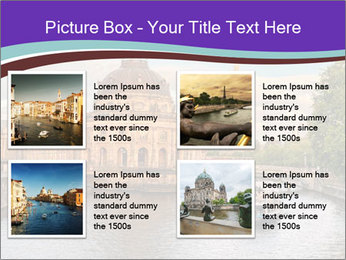 Museum island PowerPoint Template - Slide 14
