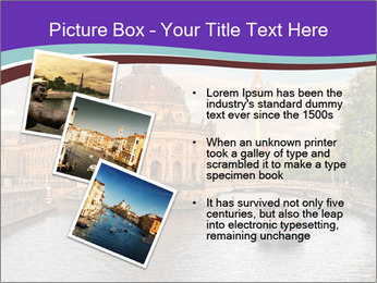 Museum island PowerPoint Template - Slide 17