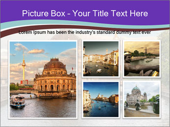 Museum island PowerPoint Template - Slide 19