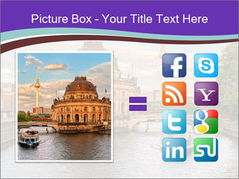 Museum island PowerPoint Template - Slide 21