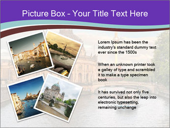 Museum island PowerPoint Template - Slide 23