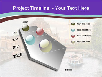 Museum island PowerPoint Template - Slide 26