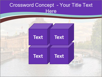 Museum island PowerPoint Template - Slide 39
