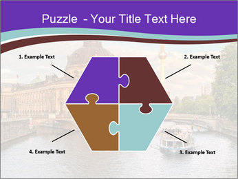 Museum island PowerPoint Template - Slide 40