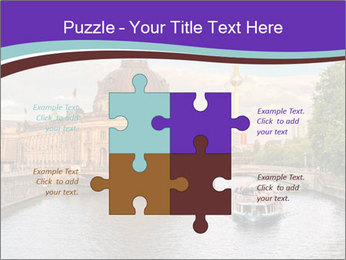 Museum island PowerPoint Template - Slide 43