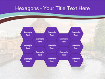 Museum island PowerPoint Template - Slide 44