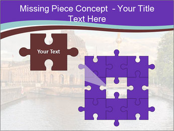 Museum island PowerPoint Template - Slide 45