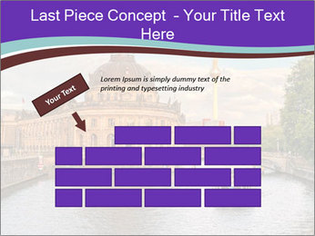 Museum island PowerPoint Template - Slide 46