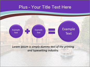 Museum island PowerPoint Template - Slide 75
