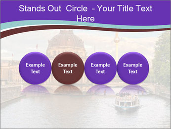 Museum island PowerPoint Template - Slide 76