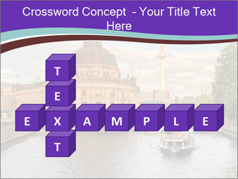 Museum island PowerPoint Template - Slide 82