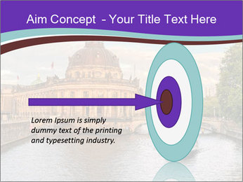 Museum island PowerPoint Template - Slide 83