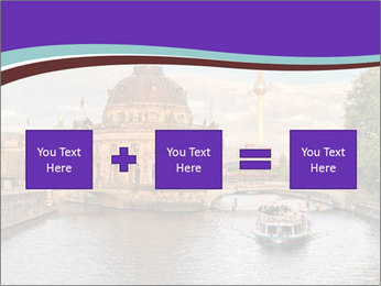 Museum island PowerPoint Template - Slide 95