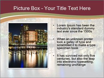 Newport section of Jersey City PowerPoint Template - Slide 13