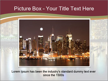 Newport section of Jersey City PowerPoint Template - Slide 15