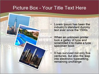 Newport section of Jersey City PowerPoint Template - Slide 17