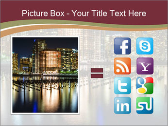 Newport section of Jersey City PowerPoint Template - Slide 21