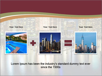 Newport section of Jersey City PowerPoint Template - Slide 22